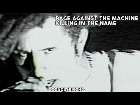 Rage Against The Machine – Killing In The Name (Lyrics) By SongLyricsHD