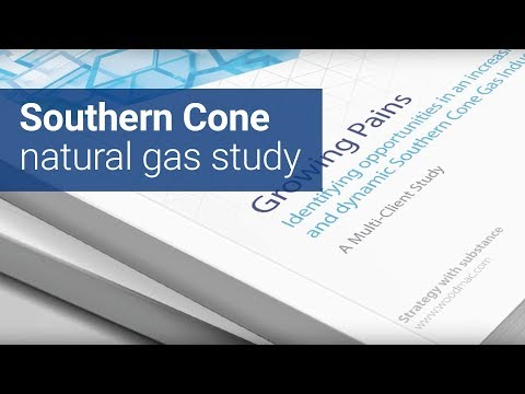 Growing pains: A Southern Cone natural gas study
