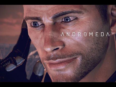 Supar Secret Shepard Cameo Mass Effect Andromeda