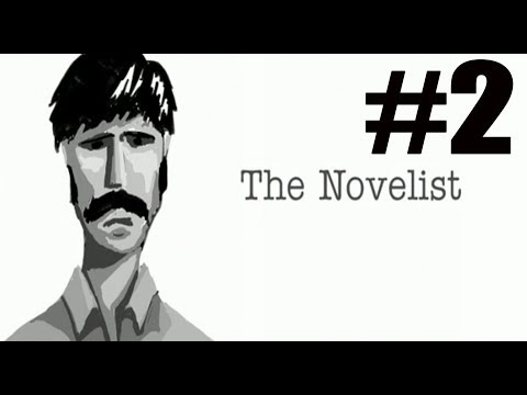 The Novelist Walkthrough Part 2 Chapter 2 The Inheritance Gameplay Lets Play Review PC