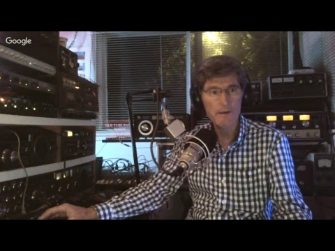 The Old Tube Radio Network LIVE May 12, 2018