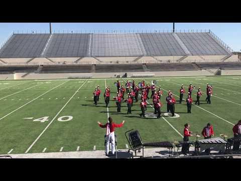 Ponder High School Band 2019
