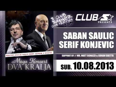 Saban Saulic - (LIVE) - (Club S) - 4/8