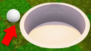 HOW TO ALWAYS GET A HOLE IN ONE! (Golf It)