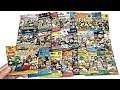 LEGO Minifigures Opening - ALL 27 LEGO Minifigures Series!