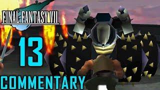 Final Fantasy VII Walkthrough Part 13 - Kalm Arrival & Cloud's Flashbacks Of Sephiroth