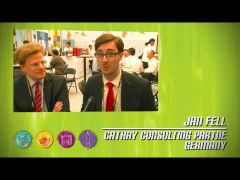 2012 Taipei 4-in-1 Food Industry Smorgasbord - International Buyer Interview
