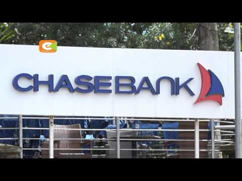 CBK invites bidders for Chase bank stake