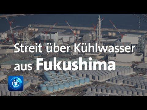 Atomkraftwerk Fukushima: Radioaktives Wasser soll ins Meer