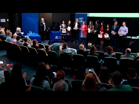 Three Minute Thesis Competition (3MT®)