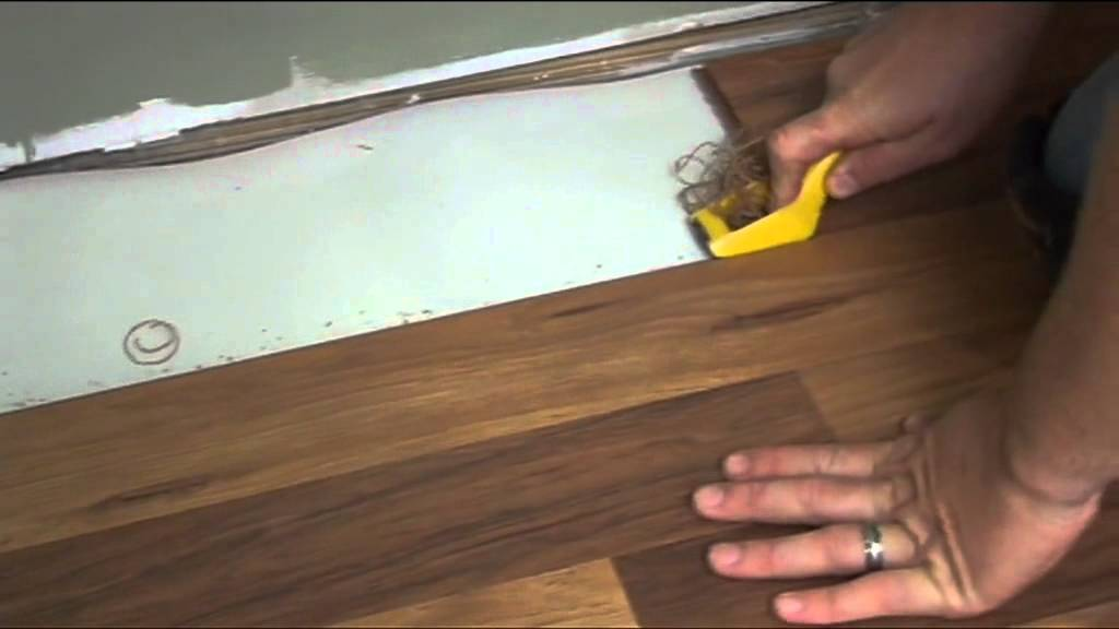 Shaw Laminate Flooring Installation Youtube
