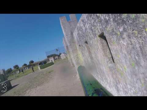 Camp Pendleton Paintball: Castle