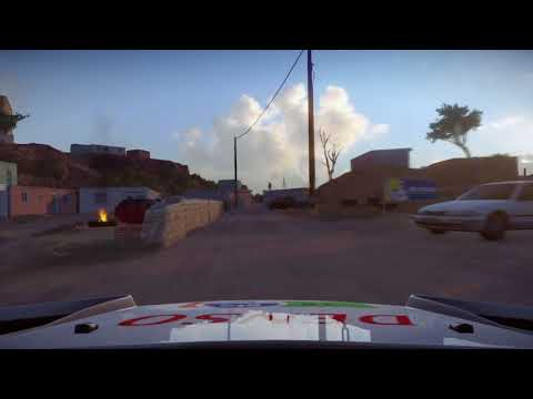 MEXICO - MEDIA LUNA - WRC 7