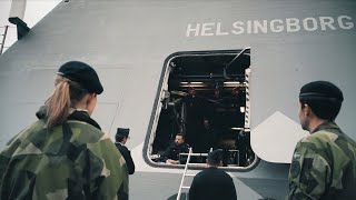 homepage tile video photo for Swedish Navy on their future anti-ship missile