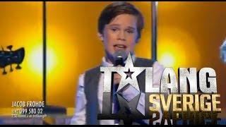 Jacob Frohde | Talang Sverige | FINAL