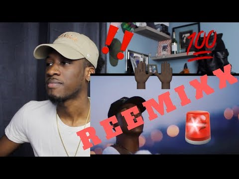EMTEE -  ROLLUP REUP FT. WIZKID REACTION