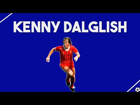 Kenny Dalglish, King Kenny [Best Goals]