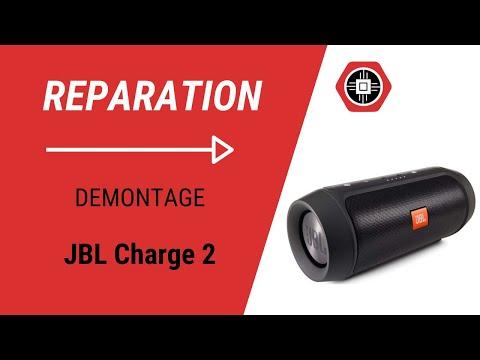 JBL Charge 2 - Démontage