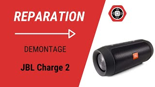 Jbl Charge 2 Démontage Youtube