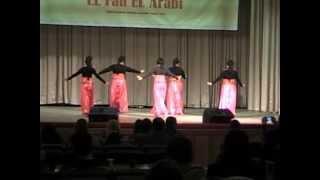 El Fan El Arabi 2013- танго- СВТ Файза г.Искитим рук. Светлана Касумова