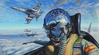 ¿Cómo es la Vida de un Piloto de Combate?