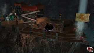 Guild Wars 2 - Bandithaunt caverns Vista