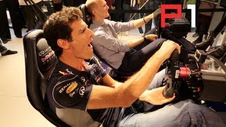 Webber takes on F1 fans challenge at GEOX Event!