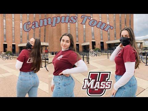 UMass Amherst Campus Tour Spring 2021