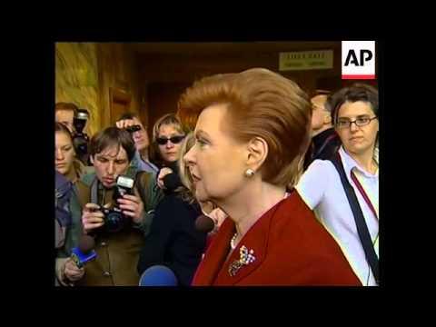 Referendum on Latvia's EU membership