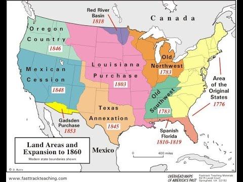 Major Land Acquisitions