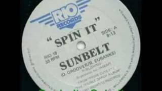 Sunbelt Spin It 100% Disco Music from the Past By Hagenees