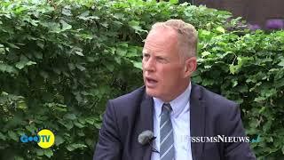 In gesprek met Han ter Heegde, burgemeester van Gooise Meren  23-05-2018