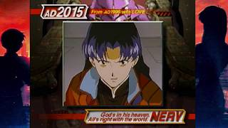Neon Genesis Evangelion [Sega Saturn] 1st Impression [LP]