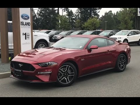 2019 Ford Mustang GT Coupe Review| Island Ford