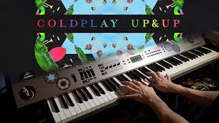 Gambar cover Coldplay - Up&Up (Piano Cover) | Chris Martin's Sound