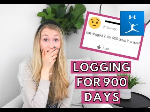 I LOGGED FOR 900 DAYS! | A dietitian's experience with counting calories & calorie counter apps