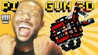 AFTER 2 YEARS, WE HAVE POWER CLAW! l Pixel Gun 3D