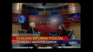 Entrevista a Adela de Torrebiarte, programa Cafesito Dominical Canal 3