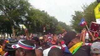 New York: West Indian 2009 Carnival-Haitian Bands: T-Vice & Djakout Mizik