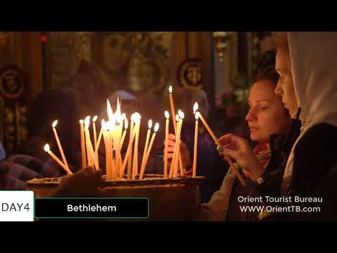 8 DAY TOUR ORIENT TOURIST BUREAU