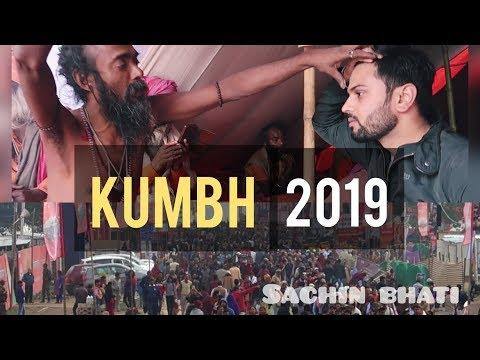 KUMBH 2019 Prayagraj || sachin Bhati Vlog