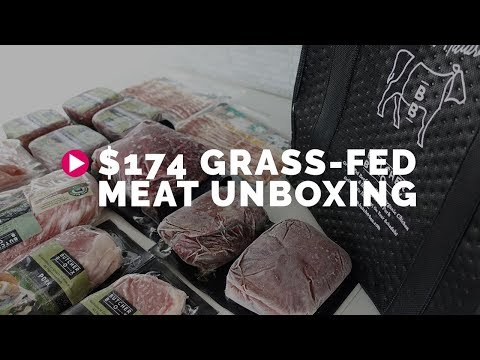 What's in my $174 ButcherBox Order: Unboxing