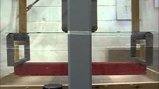 Chemically Toughened Glass - Flexural Bending Test