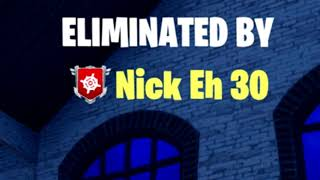 I got killed by Nick Eh 30 in his stream