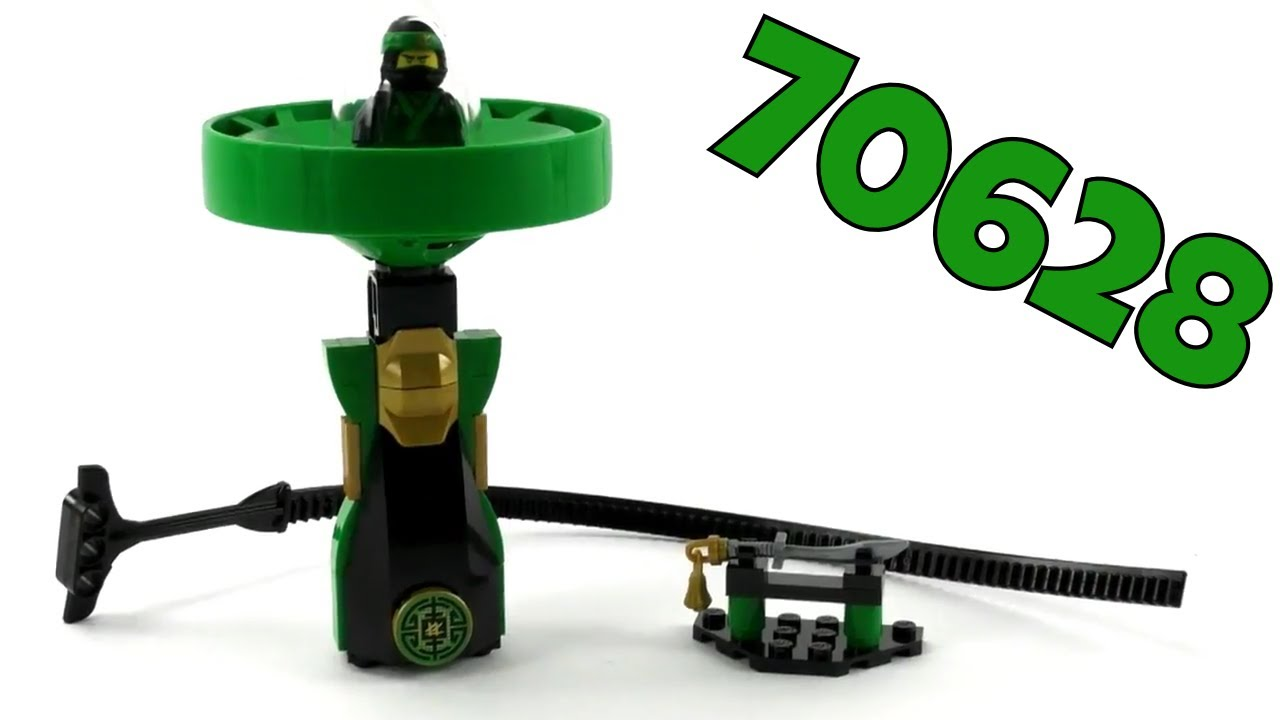100% Qualitätsgarantie ziemlich billig Genieße den niedrigsten Preis The LEGO Ninjago Movie Set 70628 - Spinjitzu-Meister Lloyd / Unboxing &  Review deutsch
