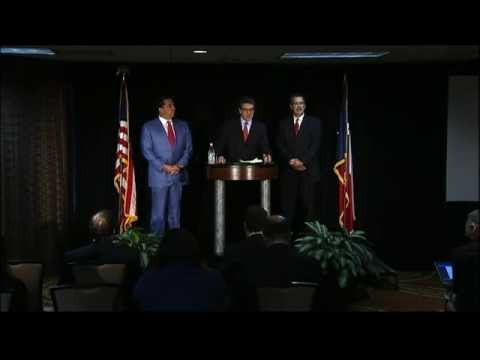 Rick Perry's response to judge's ruling in felony abuse of power case