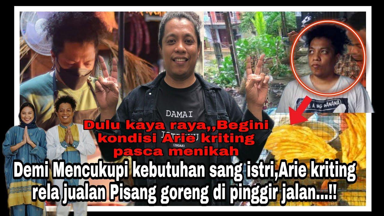 IR0nis🔥🔥Dulu Terkenal dan Kaya Raya,,Begini Kondisi Komika Arie kriting sekarang,Saat Tak ada job!