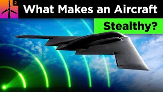 What Makes an Aircraft Stealthy?