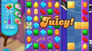Candy Crush Saga SODA Level 1187 CE