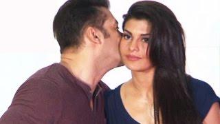 Salman Khan KISSES Jacqueline Fernandez In Public   Kick Official Trailer 2014
